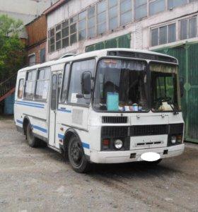 Продаю автобус ПАЗ 3205 в Улан-Удэ