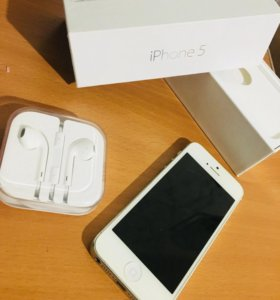 iPhone 5, 16 G ТОРГ