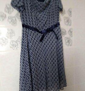 Платье 50-52 999 новое