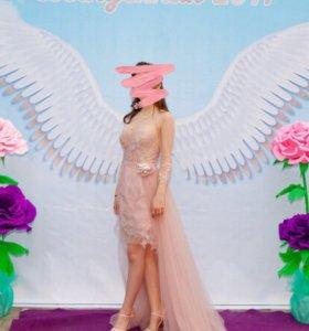 Выпускное платье/платье на свадьбу