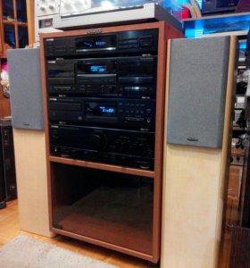 KENWOOD Hi-Fi стерео система