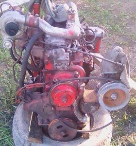 Продам двигатель на Зил Бычок