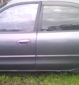 Двери на Mitsubishi Galant 7 поколения 1992 года