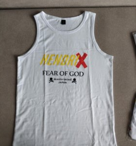 Майка Fear of god новая