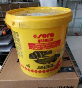 Корм для рыб Sera granuar