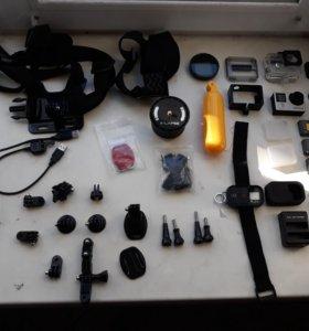 Экшен камера gopro hero 4 silver