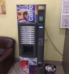 Установка кофе автоматов