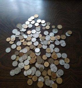 Старинные монеты и деньги времён СССР