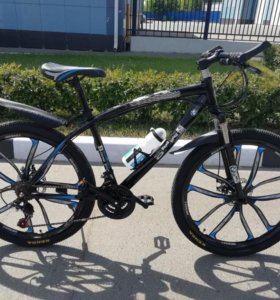 Велосипеды на литых BMW