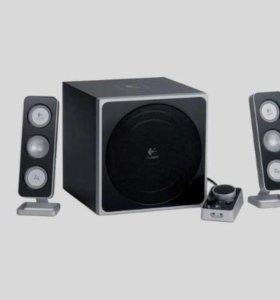 акустическая система  ligiteh колонки саббуфер