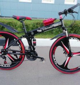 Велосипеды на литье/спицы