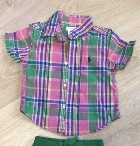Ralph Lauren пакет одежды на лето 18М
