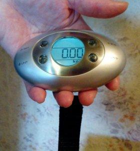 Весы ручные цифровые. Новые.
