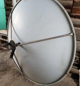 Спутниковая прямофокусная антенна Jonsa 180см