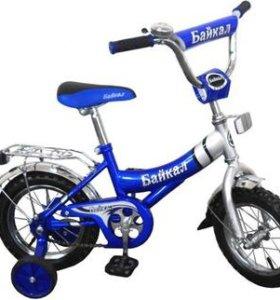 """Велосипед 12"""" (3-5 лет)"""