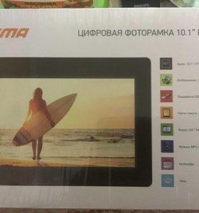 Цифровая фоторамка digma 10.1 pf-1033