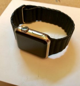 Apple watch 1, 38 stainless steel ceramic