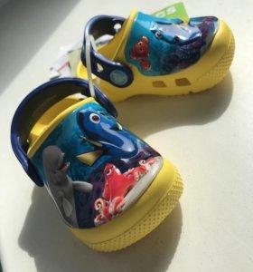 Crocs детские