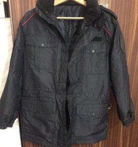 Куртка Полиция