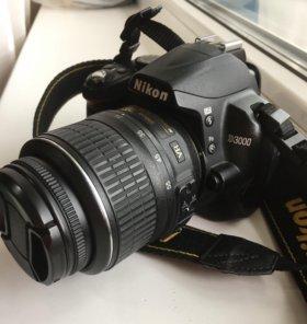 Продам Nikon d3000
