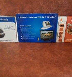 Электронный видеоувеличитель для слабовидящих