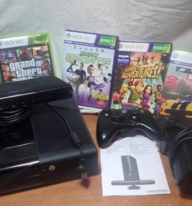 Xbox 360 (500 GB) игровая приставка