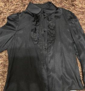 Рубашка на девочку НОВАЯ