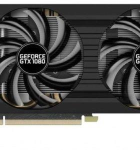 NVIDIA (На Гарантии)GTX 1080 DUAL OC 8GB