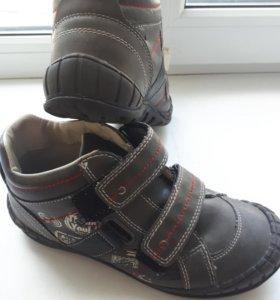Ботинки Aнтилопа осенние