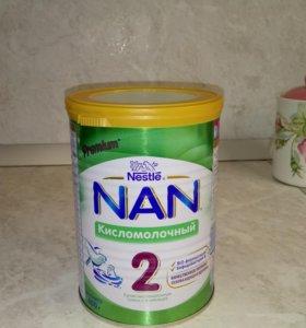 Кисломолочная смесь NAN2