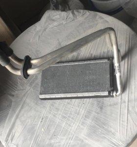 Радиатор отопителя Субару легаси
