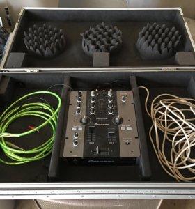 Музыкальный пульт Pioneer DJM250