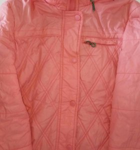 Куртка весенняя легкая