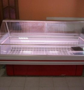 Витрина морозильная, оборудование