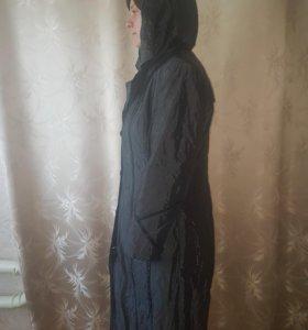 Пальто, кожаные куртки