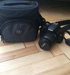 Фотоаппарат Canon 550D + сумка
