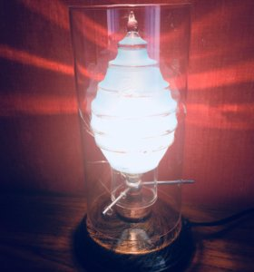 Лампа настольная сенсорная Б/у