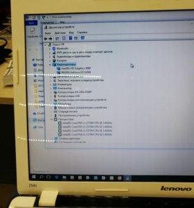 Ноутбук игровой lenovo core i3