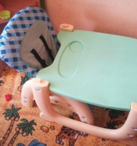 Столик-трансформер для Кормления.