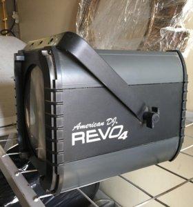 Многолучевой прибор American Dj Revo4
