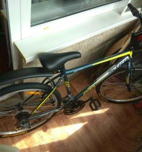 18 скоростной велосипед, колёса 26, новый