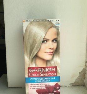 """Garnier """"Color Sensation, оттенок 910"""