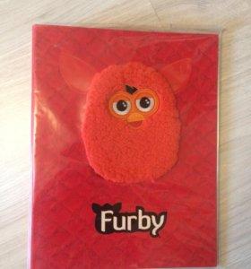 Новая Папка А4 Furby
