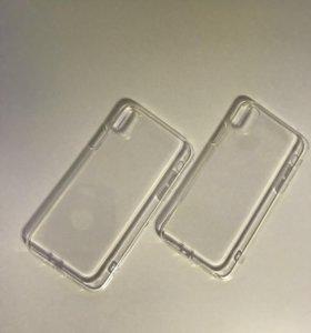 Чехлы для iPhone X