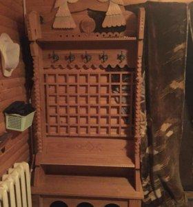 Мебель из дуба