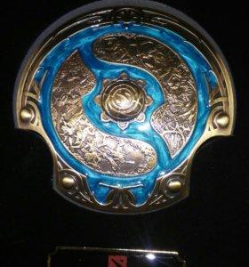 Dota 2 collector's aegis shield 2017