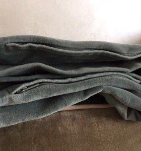 Икеа Санела чехол для подушек 50 на 50 новый
