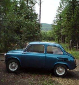 ЗАЗ 965, 1963