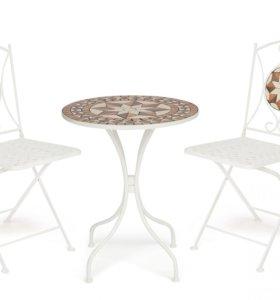 Комплект кованной садовой мебели