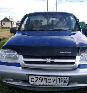 Chevrolet Niva, 2006